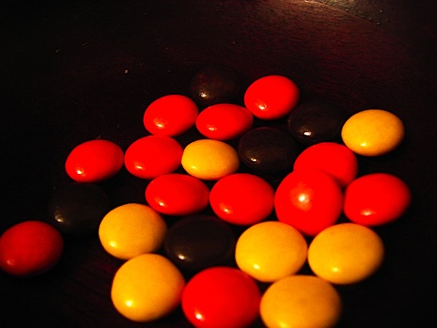 Reese's Pieces in a bowl.jpg