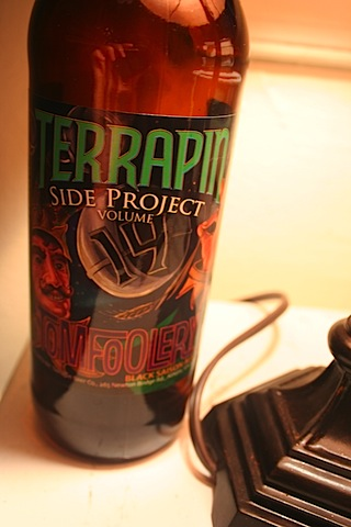 Terrapin Side Project 14 Black Saison bottle.JPG